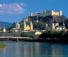 Salzburg, Austria...One of the most beautiful places I've ever been!!