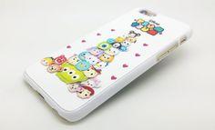 Disney TSUM TSUM Toy Story Aliens hard phone case for iPhone 6 / 6 plus 5/5S 4/4S Samsung Galaxy Series HTc Nexus LG Sony Xperia P3