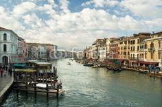Venezia, Canal Grande - Venice, Grand Canal © Pietro D'Antonio