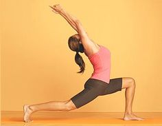 Slimming Down with Yoga. Best Yoga Poses   for Weight Loss.   Follow this routine at least 3 times a week, holding each   move 1 time for 3 to 5 deep breaths:   1. Cresent,   2. Willow,  3. Rocking   Boat,  4. Hover,  5. Chair