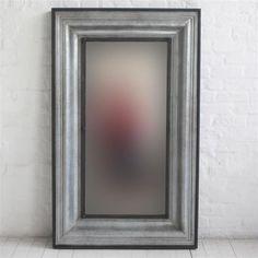 LUCA Grand Mirror Tin, Reflection, Mirror, Home Decor, Decoration Home, Room Decor, Pewter, Mirrors, Home Interior Design