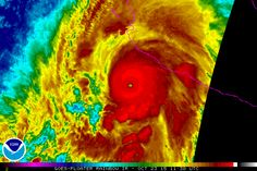 Hurricane Patricia is the worlds strongest hurricane or typhoon since at least 1970 when accurate satellite measurements of wind speeds began according to data gathered by meteorologist and hurricane expert Phil Klotzbach of Colorado State University.
