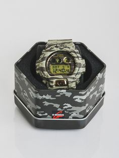G-shock Camouflage Limited