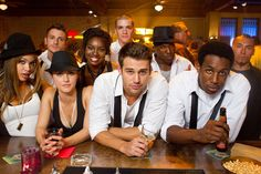 """A scene from """"Step Up Revolution""""   MTV Photo Gallery"""