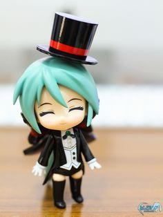 Custom Nendoroid | Custom Nendoroid Hatsune Miku: Magician version | Flickr - Photo ...