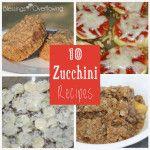 10+Zucchini+Recipes