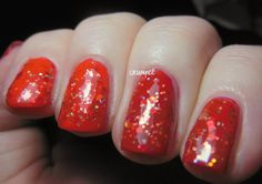 Zipless Full Size Nail Lacquer  The Good Parts by LiteraryLacquer, $10.00