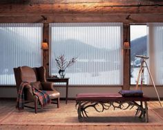 Hunter Douglas Luminette® Privacy Sheers, Denver, Colorado