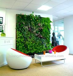ritificial/fake/Plastic Plant Wall Artificial plant wall