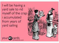 Funny! #yardsale #garagesale #fleamarket