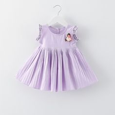 >> Click to Buy <<  Infant Summer Birthday Party Sleeveless Princess Floral Vestido Dress Hot Sale Baby Dresses Girl Cute Flower Deco. Tutu Dress #Affiliate