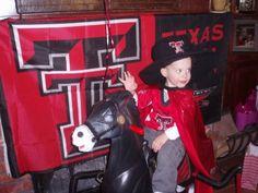 Once a Raider, always a Raider.  #TexasTech