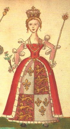 A short history of Joan Beaufort, Queen of Scotland, wife of King James I
