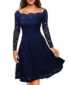 09217cdb18cd Off the Shoulder Black Lace Dress