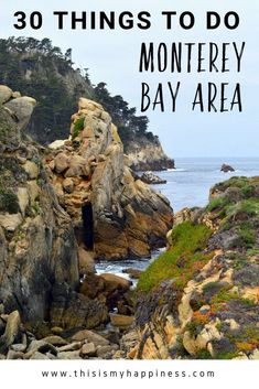 Tips for traveling to the beautiful Monterey Bay Area/Big Sur coast of California I was born here Big Sur California, Monterey California, California Vacation, Monterey Bay, California Dreamin', Northern California, Central California, Vacation Trips, Vacation Spots