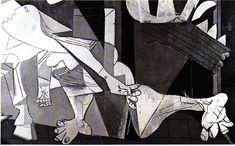 Pablo Picasso - Guernica détails