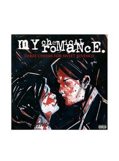 My Chemical Romance - Three Cheers For Sweet Revenge Vinyl LP Hot Topic Exclusive | Hot Topic