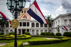 Asuncion, the capital of Paraguay paraguays goverment is  constatuinal  republic goverment