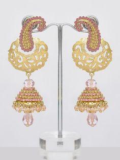 Designer Jhumka Earrings Indian