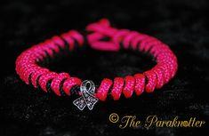 #Paraknotter #Handmade #Paracord #Paracord550 #Bracelet #pinkribbon #ParacordLove #wristcandy