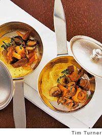 ... polenta, lentils, bread) on Pinterest | Polenta, Couscous and Risotto