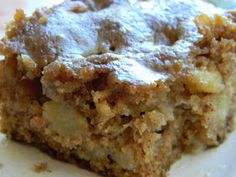 Home Joys: Apple Cake