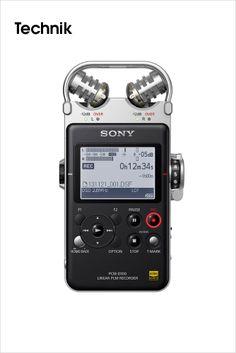 SONY • Mit dem neuen Modell PCM-D100 zeigt Sony seinen bisher hochwertigsten tragbaren Field-Recorder, der auch die feinsten musikalischen Nuancen originalgetreu aufzeichnet und sie in überragender Qualität wiedergibt. Der PCM-D100 ist ein weiterer Bestandteil des neuen High-Resolution Audio Line-ups von Sony – einer Serie von Produkten, mit denen Musikenthusiasten ihre digitale Lieblingsmusik in der besten Wiedergabequalität...  Bilderserie anzeigen: www.imagesportal.com/home37.php