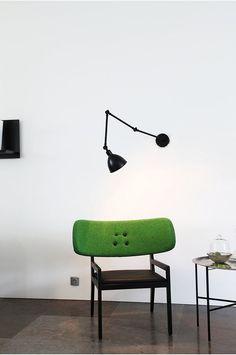 "By Rydéns ""Bazar"" wandlamp ook in het wit bij north sea design Expensive Wallpaper, Wall Spotlights, Retro, Lamp Light, Wall Lights, Wall Decor, Sofa, Interior Design, Chair"