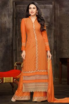 Are you sure you want to miss the #IndependenceDay #Sale?MRP: INR 3,986#Sale Price :INR 1,594 ONLYShop Now: http://www.admyrin.com/catalogs/karishma-kapoor-7.html#KarismaKapoor #Bollywood #Celebrity #SalwarKameez #SalwarSuit #Occasion #Festive #COD