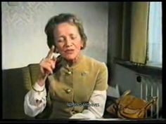 """""""Hanna Reitsch - The Last Interview (Part 1 of 3) - YouTube"""" A woman test pilot in a time and world of men. She test flew many of Germany's military airplane, including the rocket propelled Comet, and survived it. Many men didn't. Interviewed in 1976. 1 of 3."""