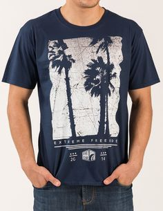 Palm Trees Tee www.riseabovefear.com