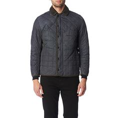 BARBOUR Tatton quilted jacket.  Get it here: http://fave.co/RXwsRA