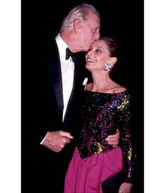 """Hubert de Givenchy and Audrey Hepburn - Paris Vogue... As in the fashion line  """"Givenchy"""" They were best friends!"""