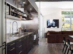 urban loft design | Bathroom Designs, Masculine Loft Decor Ideas: Loft Decor With Personal ...