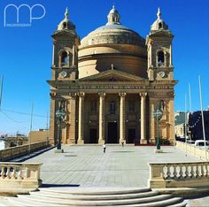 #SundayMorning from Mgarr! Hope you all having a good #weekend! :) - Thanks to @gianlucaminniti for the photo - Tag your #photos with #MaltaPhotography to get a chance to be #featured on @maltaphotography - http://ift.tt/1fpoK0v - #mgarr #church #sunday #weekend #sunny #day #sun #scenery #instagramhub #instafamous #photooftheday #picoftheday #beautifuldestinations #beautiful #view @instagram @beautifuldestinations #lonelyplanet #travel #destination #worlderlust