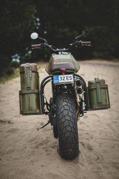 "Ducati ""Hyperscrambler"" by Kalapea Garage Motorcycle Equipment, Tracker Motorcycle, Motorcycle Luggage, Custom Motorcycle Helmets, Women Motorcycle, Ducati Scrambler, Cafe Racer Motorcycle, Suzuki Cafe Racer, Vespa"