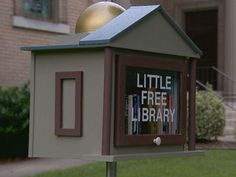 Little Free Libraries Popping Up Across Murfreesboro