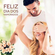 O clima de romance está no ar... Feliz Dia dos Namorados!
