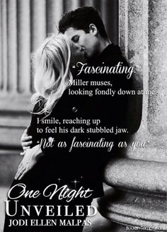 Illustrated Temptations: One Night Unveiled by Jodi Ellen Malpas ...