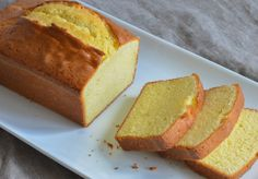 TESTED & PERFECTED RECIPE - Elegant and simple, this rich and buttery pound cake is like the little black dress of dessert.