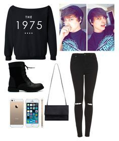 Concert with Colby Brock by cheeky-ash on Polyvore featuring polyvore, fashion, style, Topshop and Zimmermann