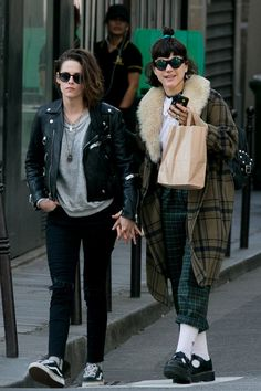 Pin for Later: Take a Look Back at All the People Kristen Stewart Has Dated Soko