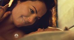Erica Durance (in Saving Hope episode 1.03 - Blindness)