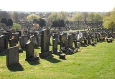 This Is Were We All End Up In The End St Helens Cemetery
