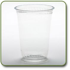 Biodegradable Cups, DISPOSABLE CUPS - 10 ounce Blank Compostable Cup-if we don't do mason jars, this is an acceptable substitute