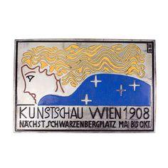Berthold Löffler Enamelled Plaque CA 1908 Kunstgewerbeschule Wiener Werkstatte | eBay