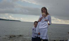 Sjömansklänning, dopklänning, sailorderess