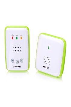 Venta Baby Calin & Switel Baby Phone Digital Blanco y Verde. Antes 45€ ahora 25€ en divinitycollection.es