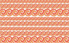A sample gradation pattern