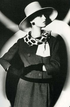 Sophia's Vintage Fashion Pic(k)s: Dorothea McGowan in red wool double-breasted suit ...